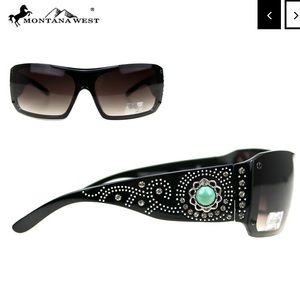 Montana West Western Collection Sunglasses